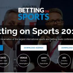 What to Expect at the 2017 Betting on Sports Conference