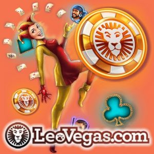 LeoVegas, a leading online casino, sports betting and poker operator