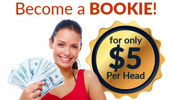 become a bookie