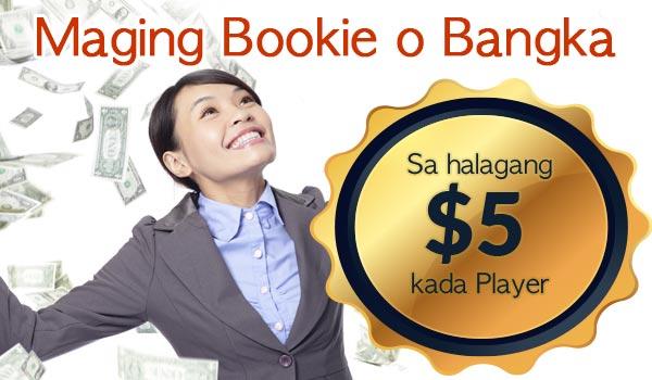 Maging Bookie o Bangka