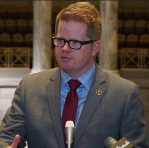 Missouri Senator Caleb Rowden legalize sports betting