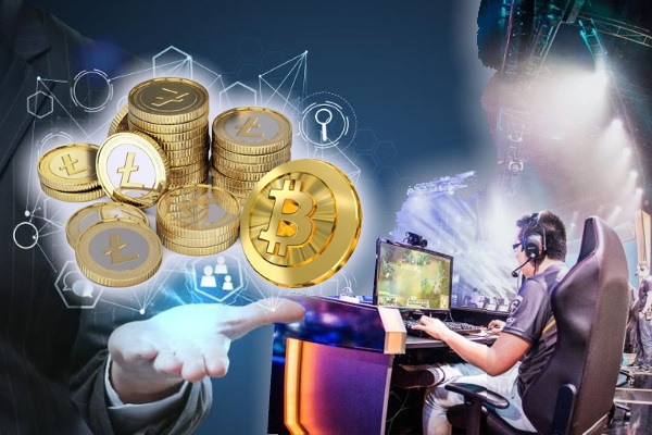 Cryptocurrency and eSports Betting
