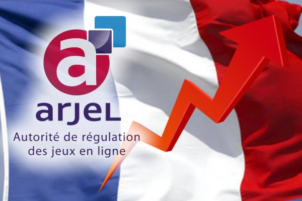 Online Gambling Market in France Grows at Record Pace
