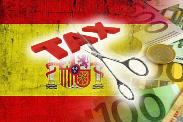Spain Gambling Tax Reduction Approved by Parliament