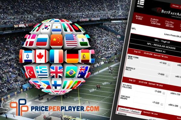 stadium sports betting software