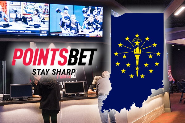 PointsBet Gets a Sports Betting License in Indiana