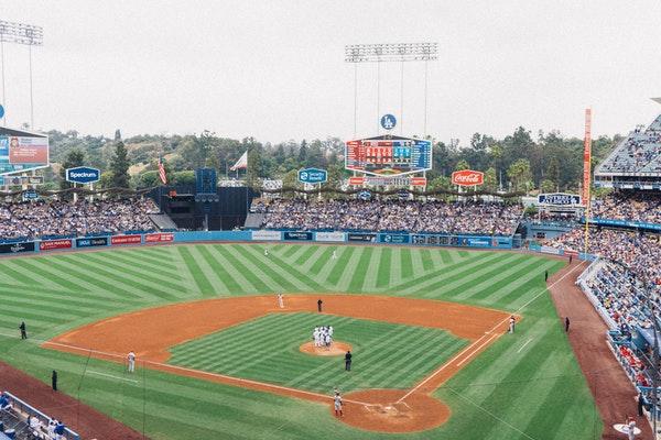 MLB Opening