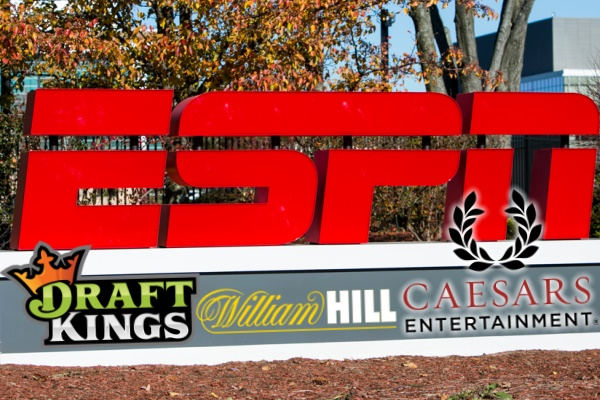 ESPN Partners with more Sports Betting Operators
