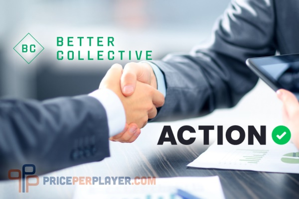 Better Collective Acquiring Action Network Inc.